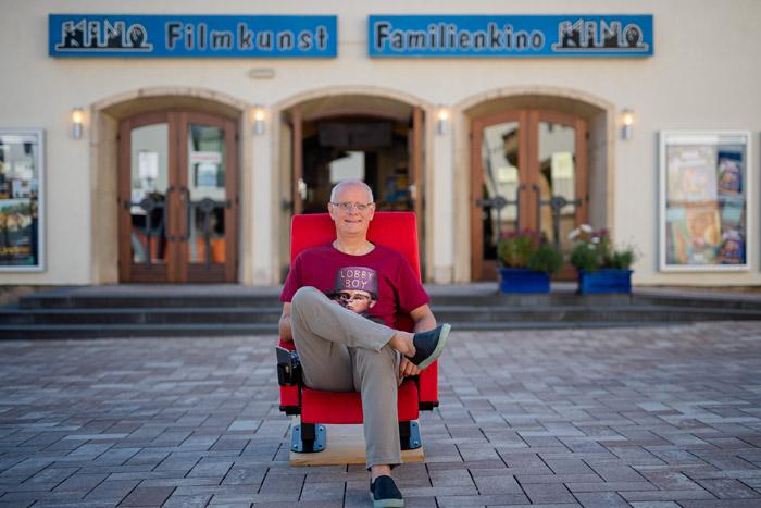 Kino Bad Driburg, Thomas Wirth