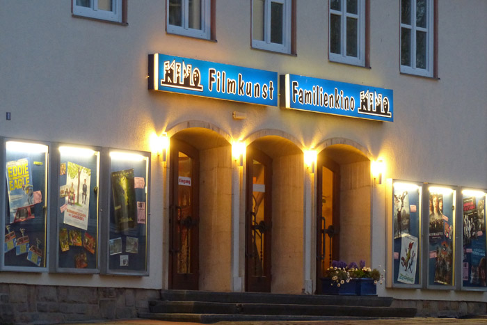Kino Bad Driburg Eingangsbereich