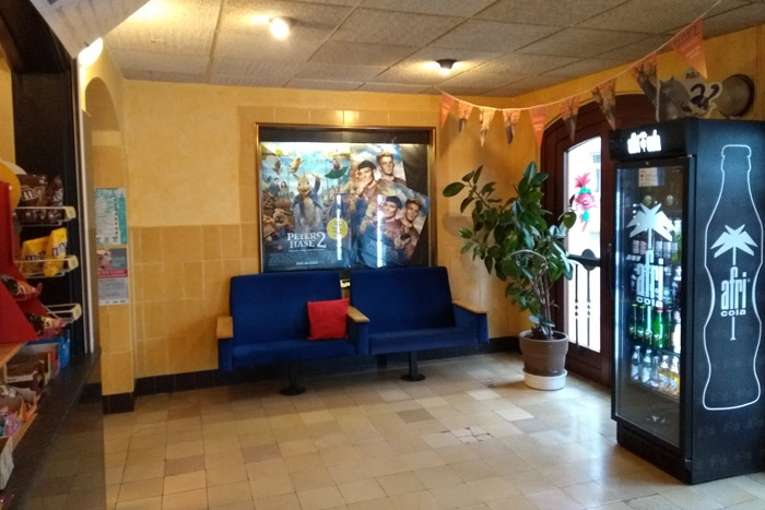 Kino Bad Driburg Foyer