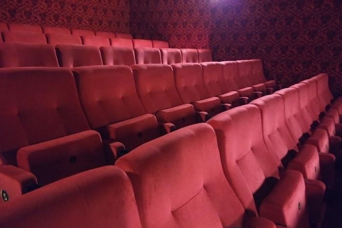 Kino Bad Driburg Kinosaal 2