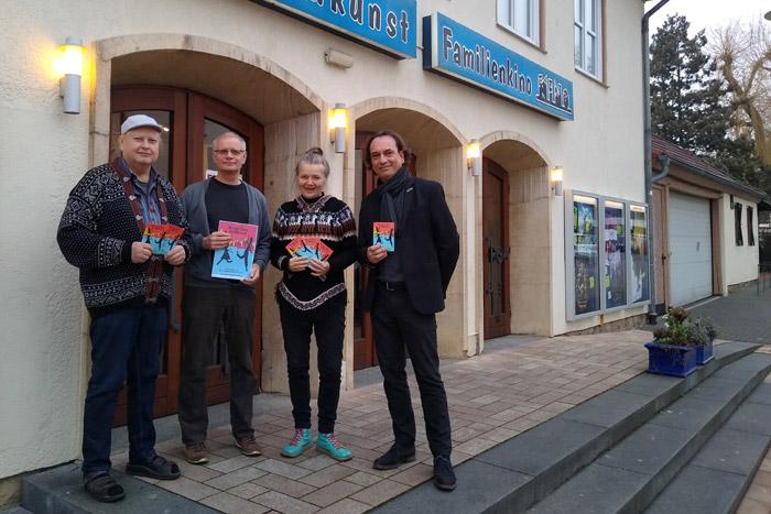 mit Regisseurin Karin Kaper