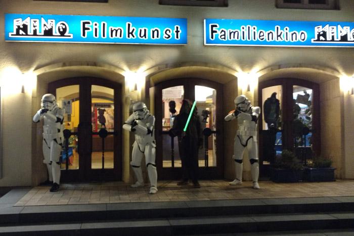 Kino Bad Driburg – Star Wars Stormtroopers
