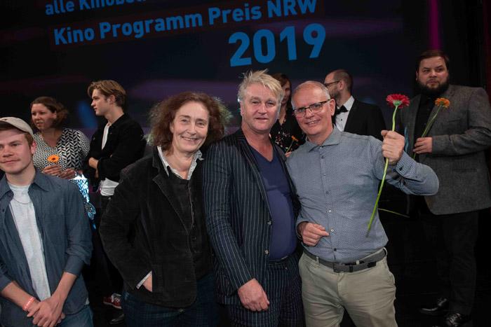 Kino Bad Driburg – Thomas Wirth mit Detlev Buck und Hermine Hundtgeburt