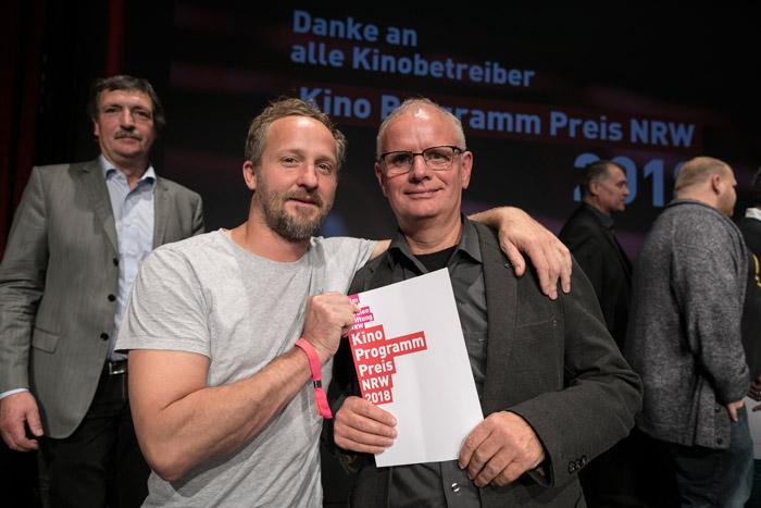 Kino Bad Driburg – Thomas Wirth mit Maximilian Brückner