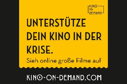 Kino on demand Krise