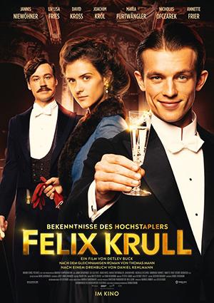 Bekentnisse des Hochstablers Felix Krull